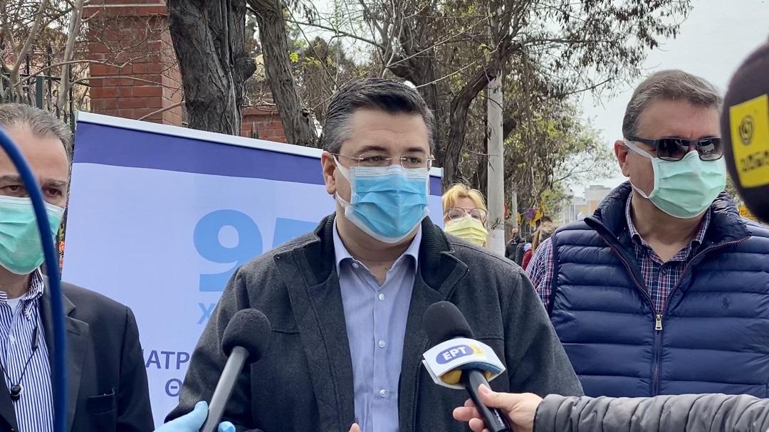 Η Π.Κ Μακεδονίας διένειμε υγειονομικό υλικό και είδη ατομικής ...